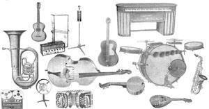 gebrauchte musikinstrumente. Black Bedroom Furniture Sets. Home Design Ideas