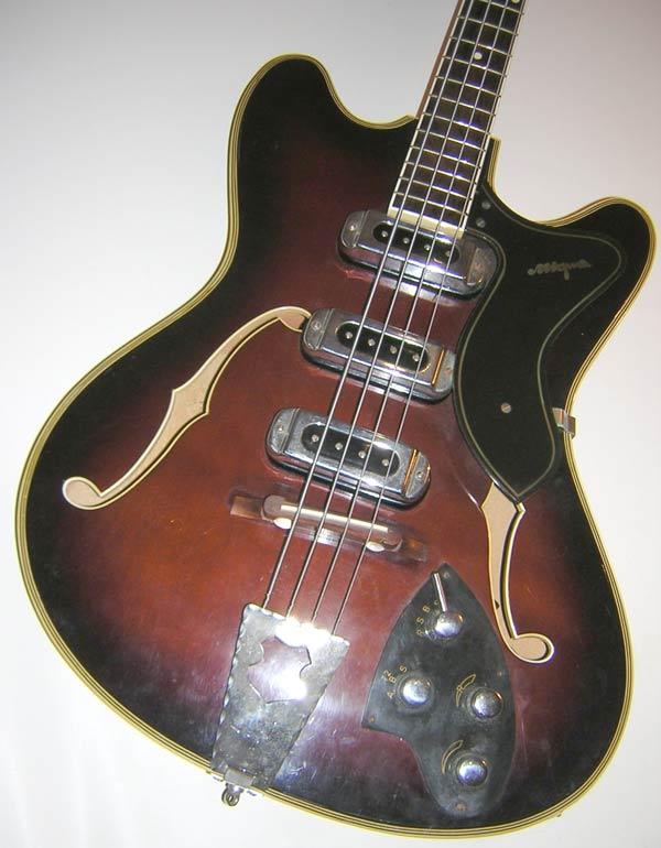 Halbresonanz-Bass, DDR