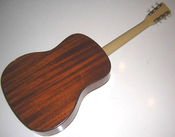 Meazzi Hollywood Artex Gitarre Made In Italy